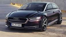Audi A6 E Sportback Technical Details History