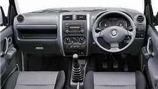 the suzuki jimny suv gets a new interior 2005