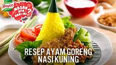 Resep Royco Ayam Goreng Nasi Kuning
