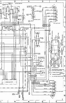 wiring diagram type 944944 turbo 944 s 87 porsche 944 electrics