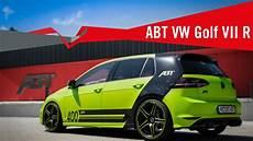 The New Volkswagen Golf Vii R From Abt Sportsline