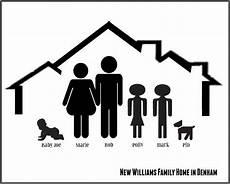 Familie Symbol - family symbols