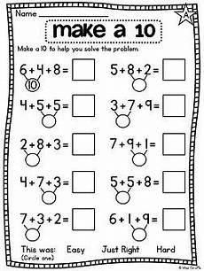 1st grade math worksheet adding 3 numbers grade math unit 12 adding 3 numbers math