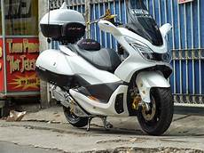 Pcx Modif Touring by Modifikasi Honda Pcx 150 Otowire