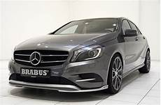 2013 Brabus Mercedes A Class Hd Pictures