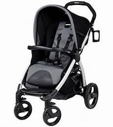 peg perego book stroller in black