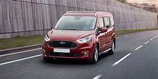 New Ford Tourneo Connect Review Carwow