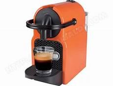 Magimix 11352 Inissia Orange Pas Cher Nespresso
