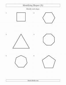 geometry worksheets shapes 886 identifying shapes a geometry worksheet