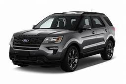 2018 Ford Explorer Platinum 4WD Specs And Features  MSN Autos