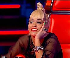 ora the voice the voice uk leaves ora as only of saving the