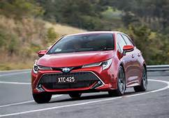 2019 Toyota Corolla Now On Sale In Australia From $22870