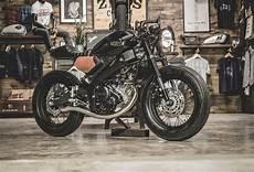 Yamaha Cafe Racer Xsr 155