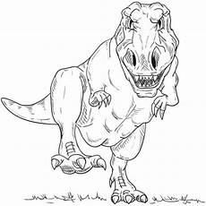 Dino Malvorlage Pdf Dinosaurier Ausmalbilder Kostenlos Zum Ausdrucken