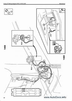 volvo trucks wiring diagrams for fm9 fm12 fh12 fh16 nh12 repair manual order download