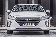 Hyundai Ioniq Hybrid 2016 Test Verbrauch Hyundai Ioniq I