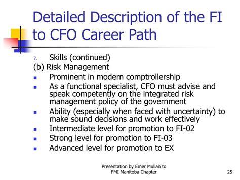 Cfo Careers