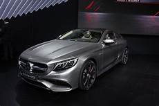Mercedes S Class Amg Coupe 1 Limited Slip