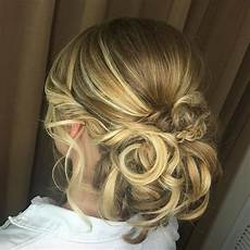 Curly Hair Style Wedding Guest