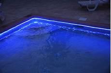 deco led eclairage id 233 es d 233 co pour les piscines