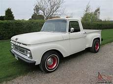 1962 ford truck 1962 ford f100 custom cab stepside truck