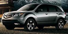 used 2008 acura suv values nadaguides