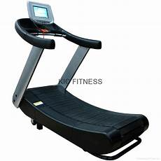 fcc certificated self generating woodway curve treadmill