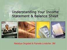 how to understand balance sheet and income statement 2012 skills based summit 3m understanding the income statement b