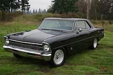 1967 chevy 2 door hardtop true american muscle car