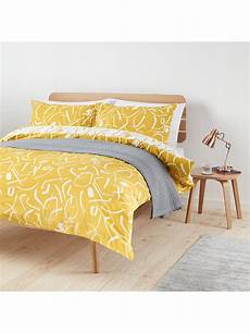 mustard yellow dance party bedding with grey throw lewis partners in 2019 duvet cover