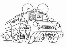 from fireman sam coloring pages for printable free