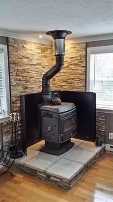 how to install a stove in your manufactured home horno de le 241 a casa hogar y chimeneas de