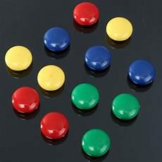 12pcs Aimants Magnet Bouton Magn 233 Tique Ronds Pour Frigo