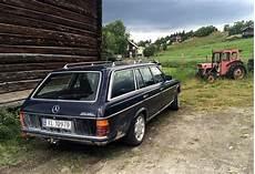 seattle s classics 1982 mercedes w123 240td wagon