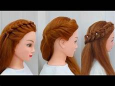Hair Style Front Side