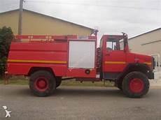 vehicule pompier occasion camion iveco pompiers 120 16 4x4 gazoil 1 occasion n 176 721205