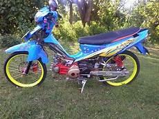 Variasi Motor Zr by Gambar Modifikasi Motor Yamaha Zr Terbaru
