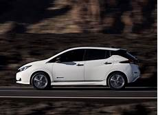 2020 nissan leaf changes and news update 2019 2020
