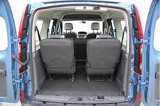 renault kangoo kofferraum adac auto test renault grand kangoo dci 110 fap 7 sitzer