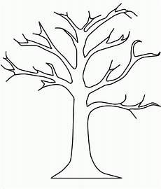 Malvorlage Herbst Baum Bilder Baum Ohne Bl 228 Tter Malvorlagen Baum Malvorlagen