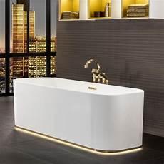 freistehende badewanne groß villeroy boch finion freistehende badewanne mit emotion