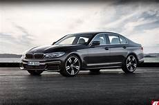 2017 bmw 5 series will use 3 series and 7 series axles