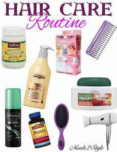 Daily Hair Care Routine For