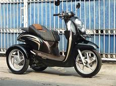 Jok Scoopy Modifikasi by Modifikasi Jok Motor Jok Honda Scoopy Mr Supandi
