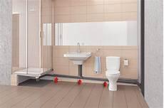 Dusche Ebenerdig Nachträglich - bodengleiche dusche einbauen anleitung