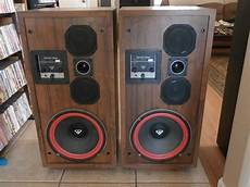 used cerwin speakers for sale cerwin d 7 12 quot vintage floor speakers excellent condition for sale us audio mart