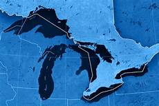how the great lakes formed georgian bay forever