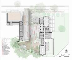 floor plans architecture gallery of keck institute for space studies lehrer architects 9