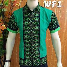 contoh baju batik lelaki contoh ata