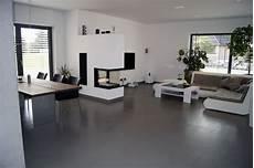 wohnzimmer weberboden designestrich wohnen